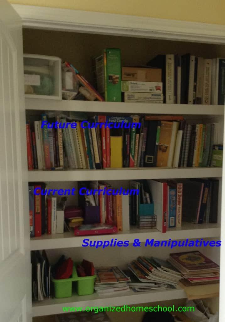 Closet books