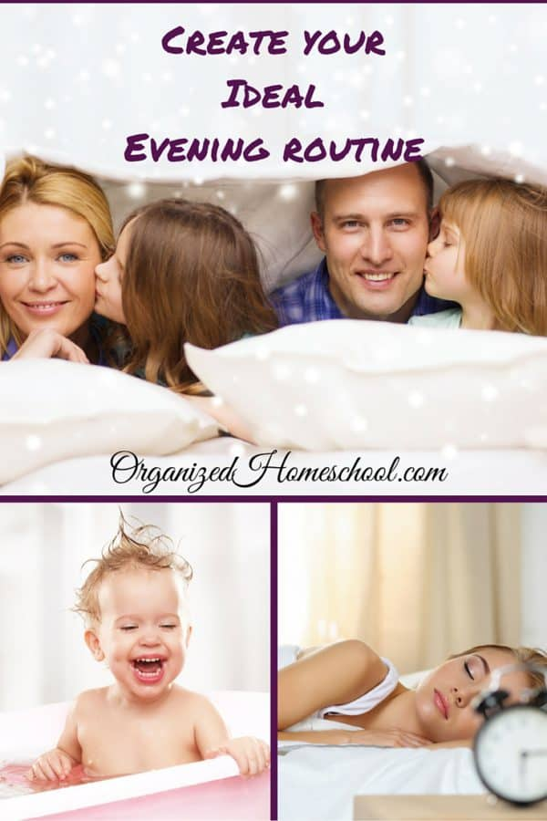 Create Your Ideal Evening Routine