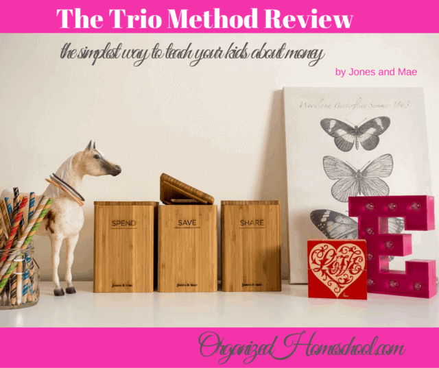 The Trio Method Review – The Simplest Way To Teach Your Kids About Money