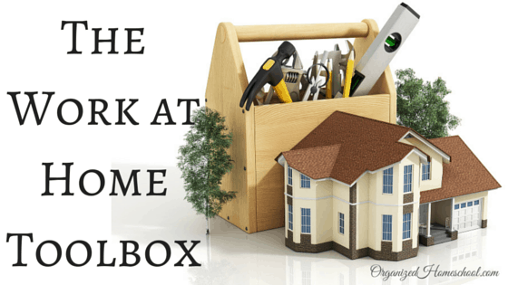 Work at Home Toolbox