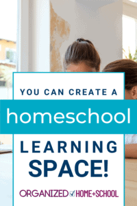 If you want an organized, fun, and engaging homeschool room, you need to check out these great homeschool room ideas from other homeschoolers.