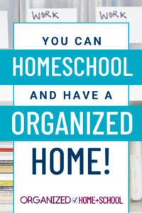 When homeschooling, your supplies can take over your home. You can avoid that by using these homeschool storage ideas .