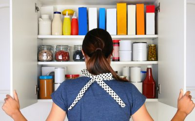 Organize Your Pantry in 2 Hours