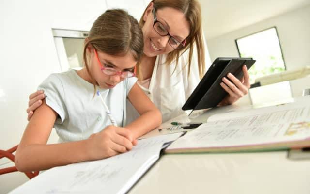 Home School Mompreneur Spotlight featuring Karen B