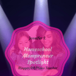 Work at Home Mom Homeschooler Jennifer S