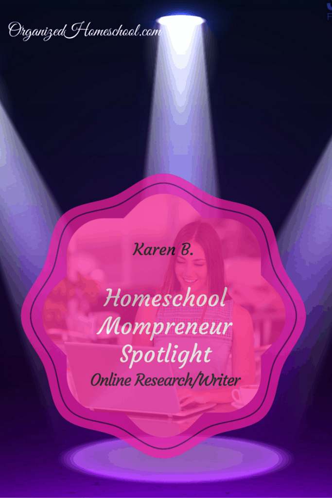 homeschooling work at home moms