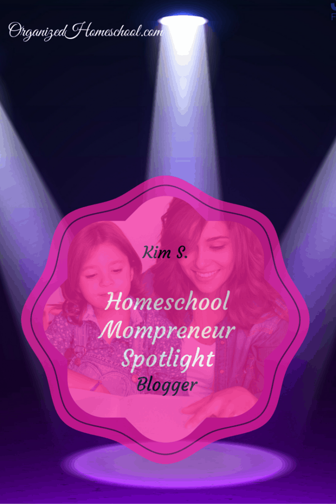 homeschool work at home mom