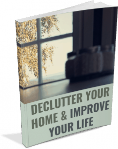 how to declutter a house report