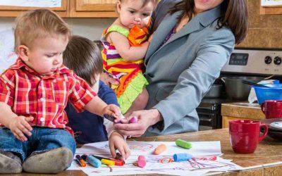 The Working Mom War Inside My Heart – Is It Even Biblical?