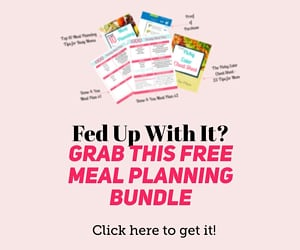 meal planning bundle feed family under 100