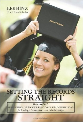 how to homeschool books setting the records straight