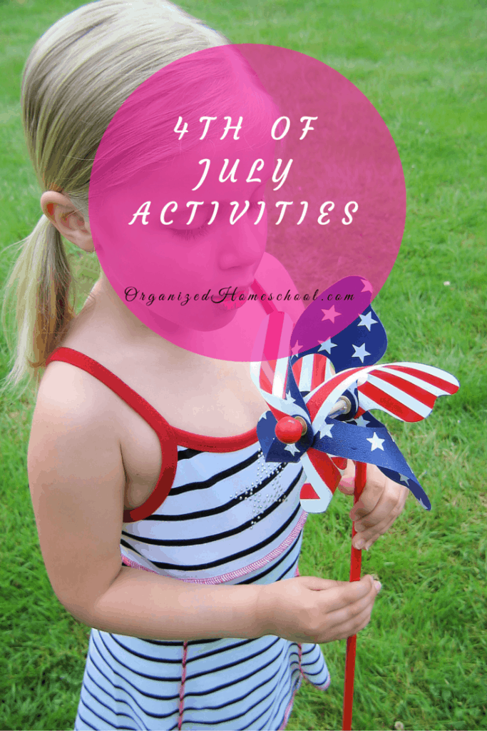 how to organize a 4th of july party 2