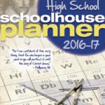2016 2017 high school planner
