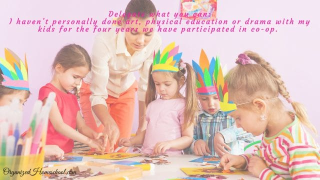 homeschooling-multiple-kids-Delegate-What-You-Can