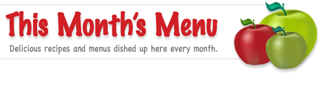 Homeschool meal planning