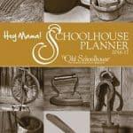 hey mama school house planner