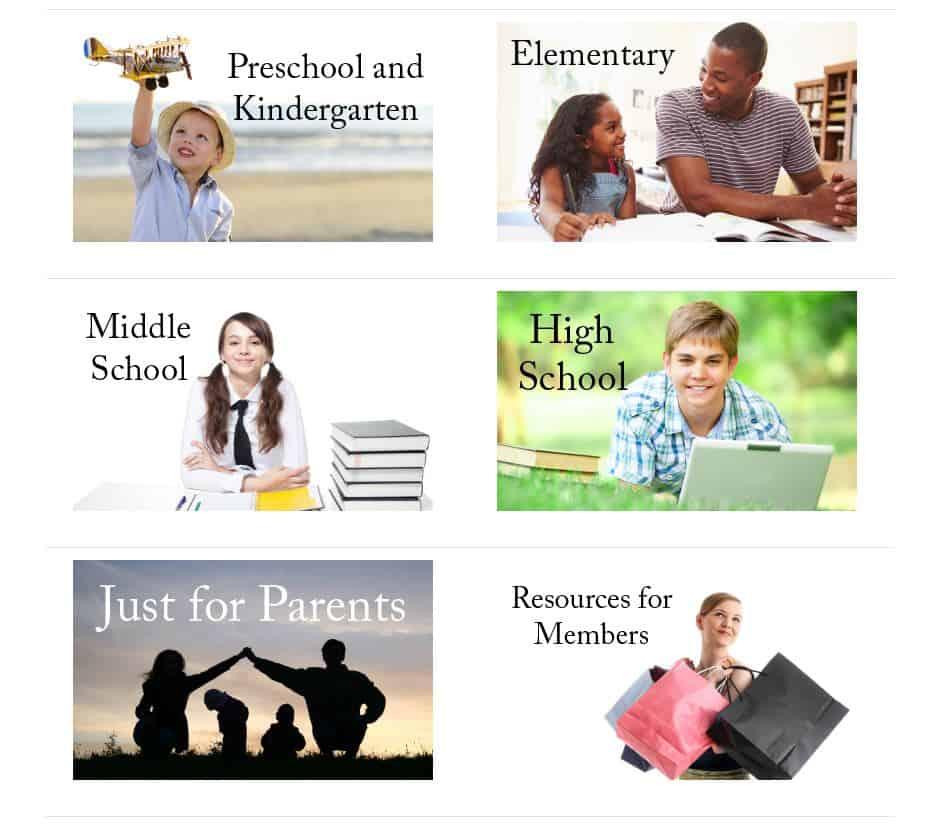 homeschooling multiple grade levels