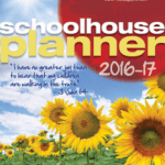 simplified homeschool planner