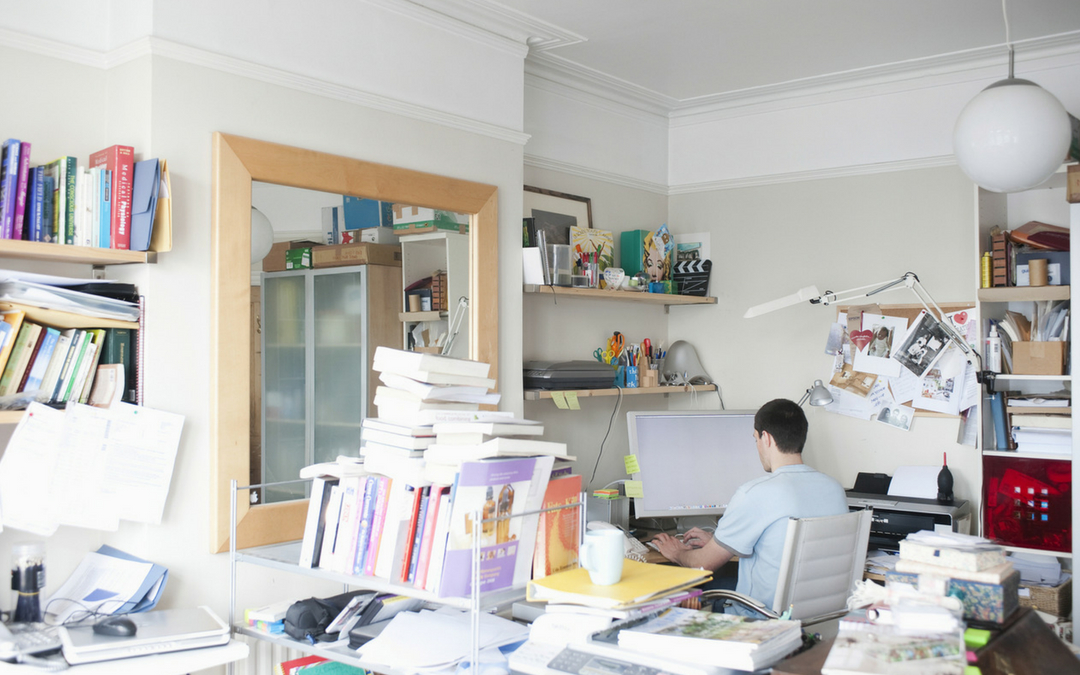The Hidden Costs of Working from Home
