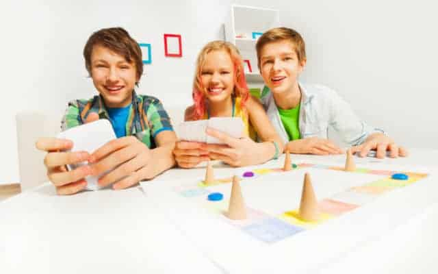Gamifying Homeschool for Older Children