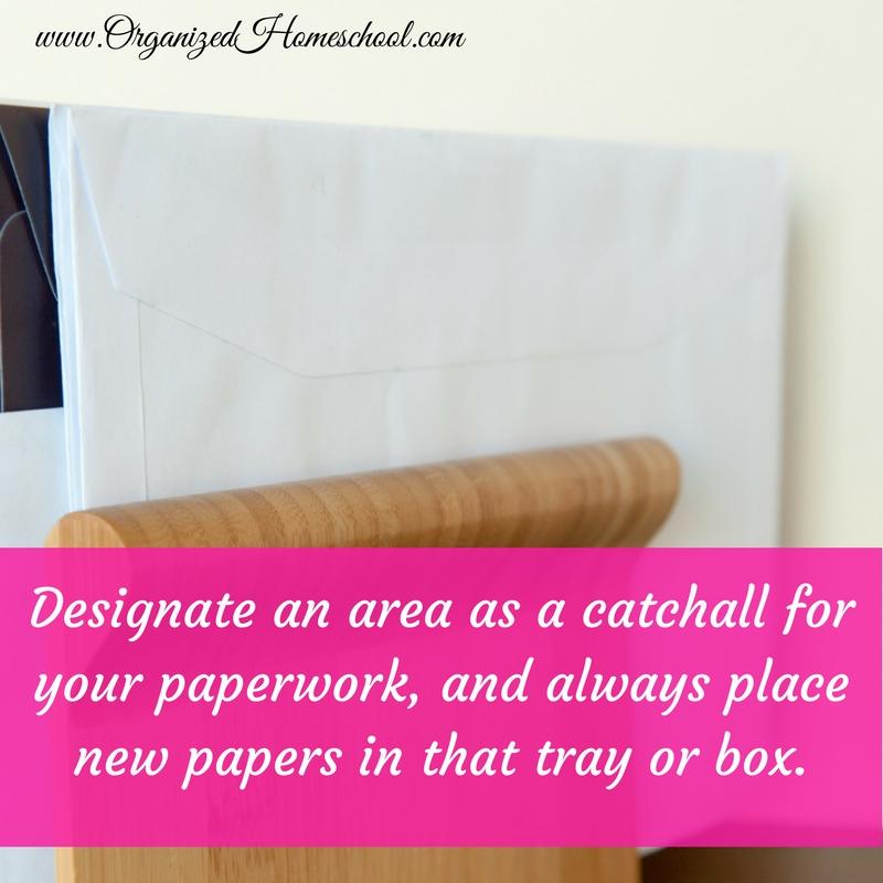 designate a paper zone