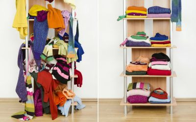 How to Handle Decluttering Overwhelm