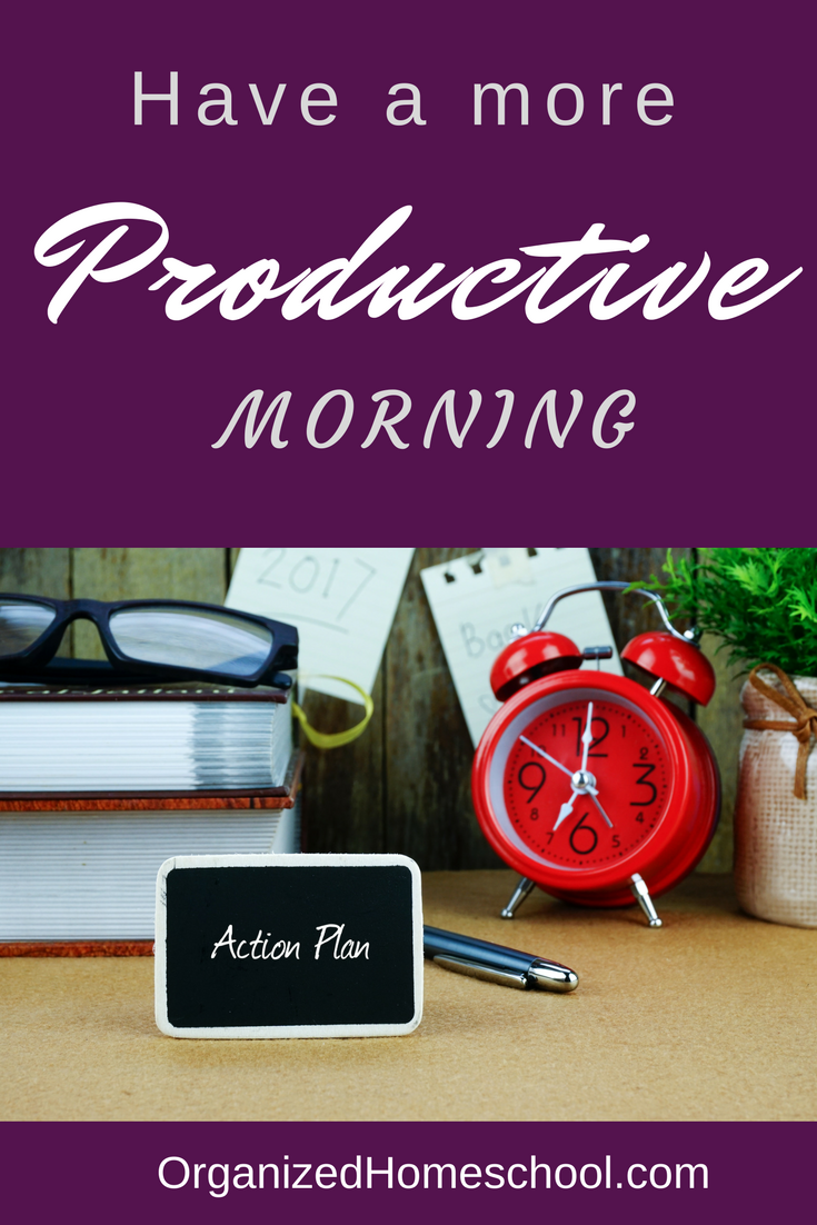 A Productive Morning Includes Habits And Routines