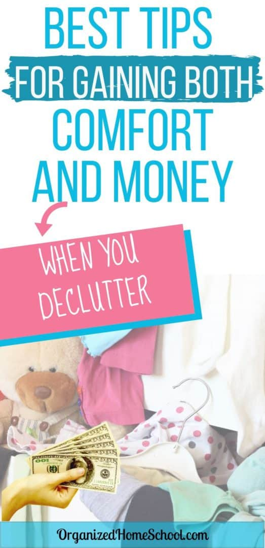 Best Tips For Gaining Both Comfort And Cash When You Declutter