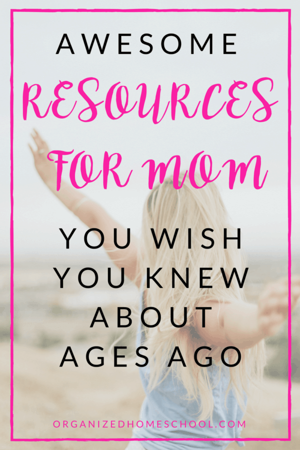 awesome resources for mom
