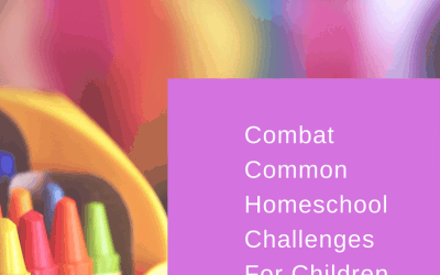Common Homeschool Challenges For Children With Limited Mobility