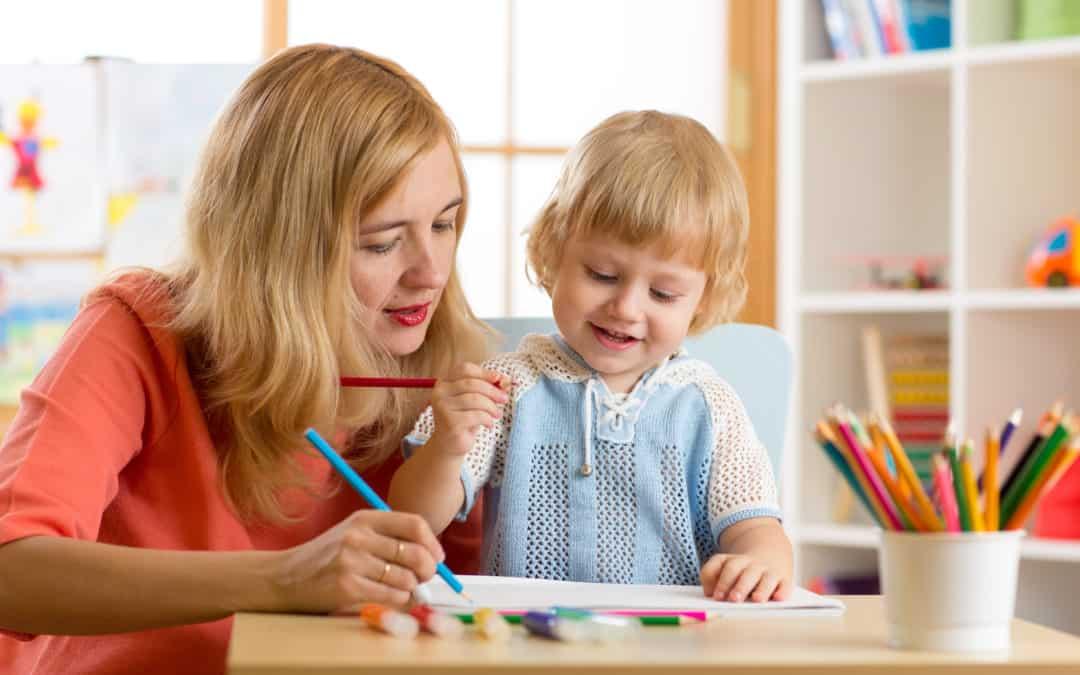 Simple to Implement How to Homeschool Kindergarten Post!