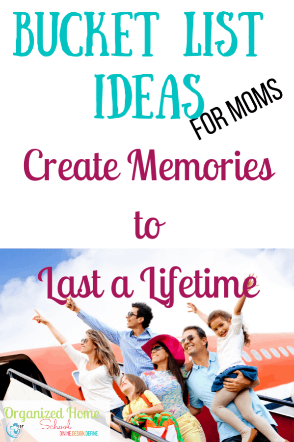 Mom do you have a bucket list of ideas of things to do before your life is finished? What about a bucket list of ideas for the next year to accomplish? Learn more here about how to use your bullet journal to make your bucket list ideas actually happen!