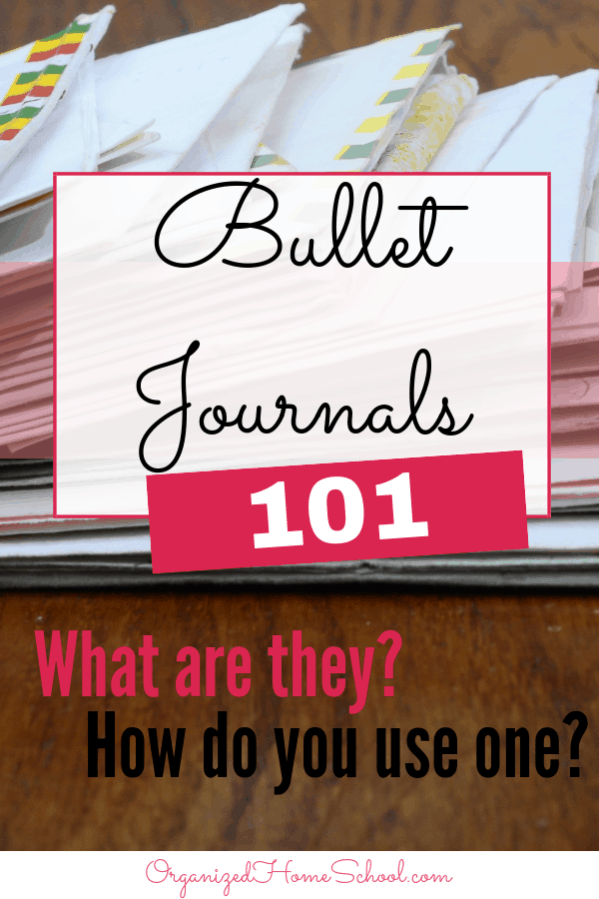 After looking more closely at the bullet journals on Amazon, I realized it was more than just a to-do list. You can use bullet journals for recording your thoughts, your finances and budgets, your schedules, and just random other stuff you want to write down.