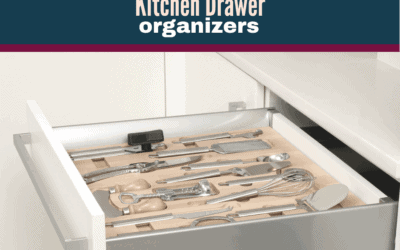 Top 5 Best Kitchen Drawer Organizers