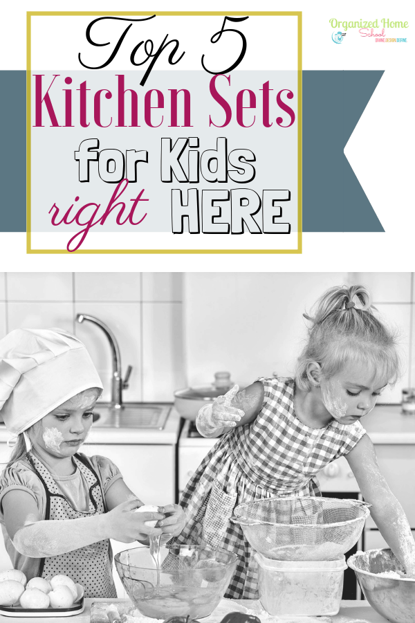 Check out my hand picked kids kitchen playsets to help spur their imagination while pretending to cook just like mom.