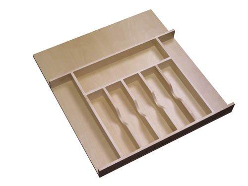 cut to size kitchen drawer organizer