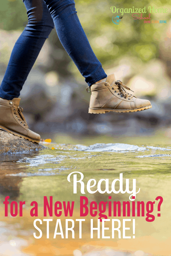 How old do you think is too old to start over in life? Is there a certain age or phase in life where you are just supposed to accept the way things are and coast on? I surely hope not! It's Never Too Late to Start Over in Life! Download your FREE copy of the New Beginnings Devotional for Moms.