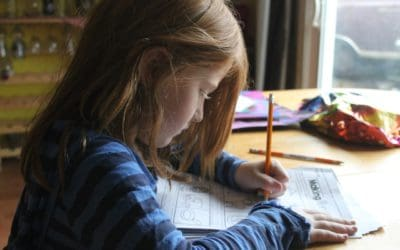 Tackling the Homeschool Table