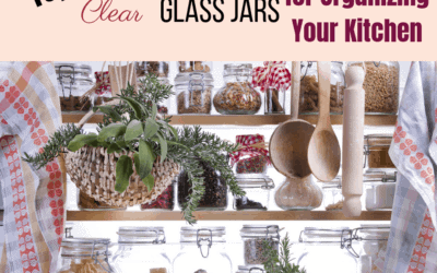 Top 5 Clear Glass Jars for Kitchens