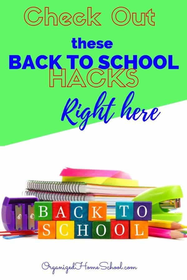 back to school routines for mom