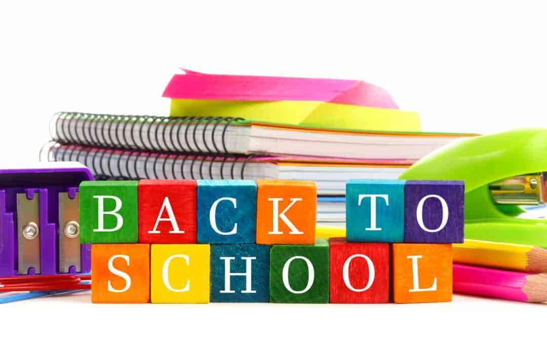Back to School Organization Hacks – Calm the Chaos Before It Even Starts