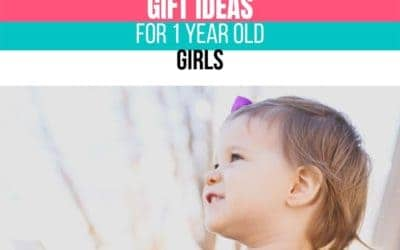 Best Gifts for 1 Year Old Girls