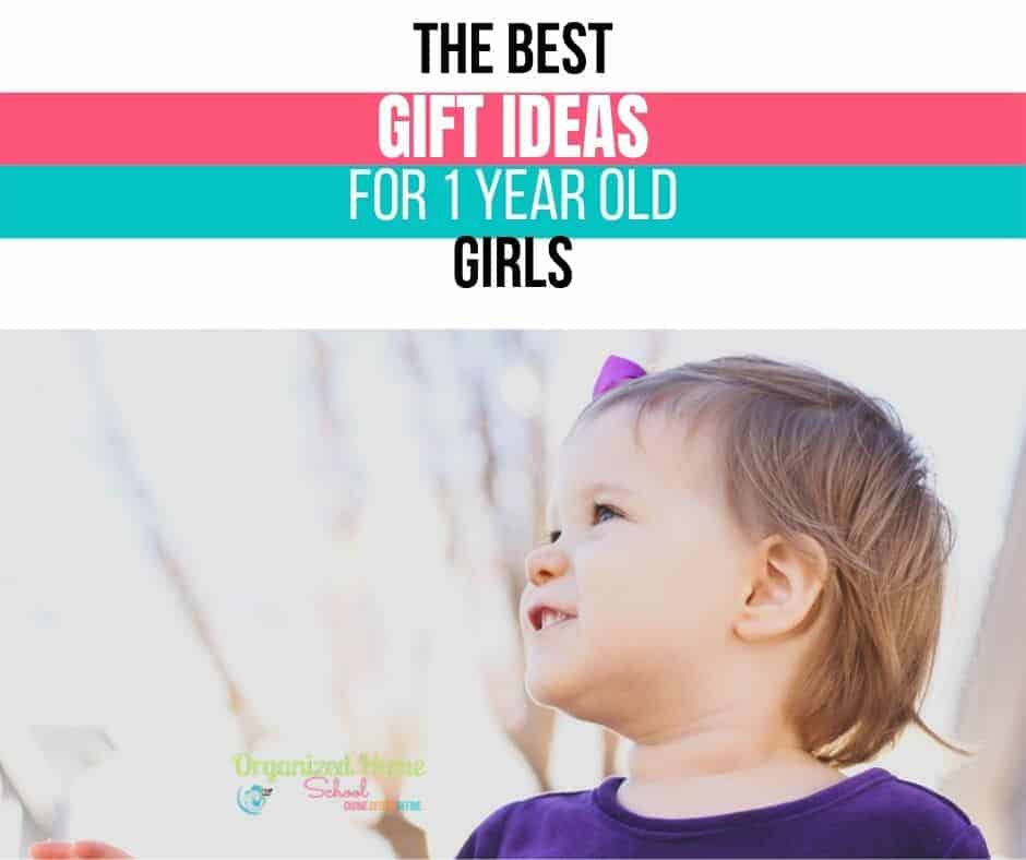 Best gifts for 1 year old girl fb