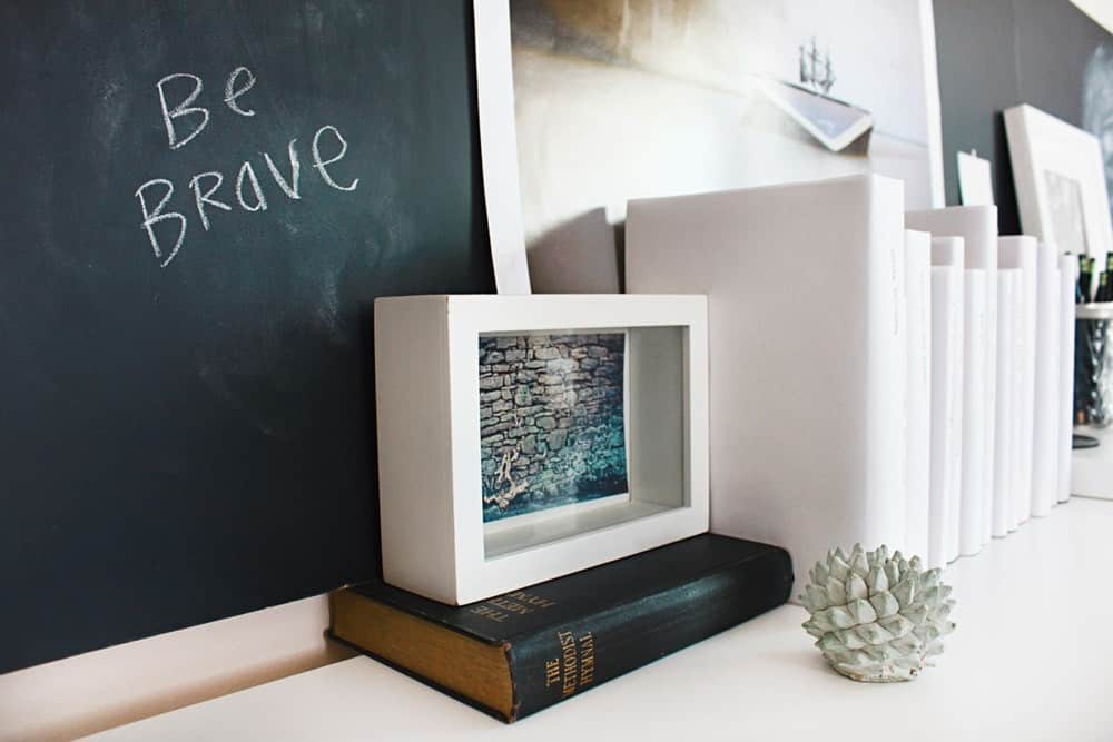framed inspirational quotes