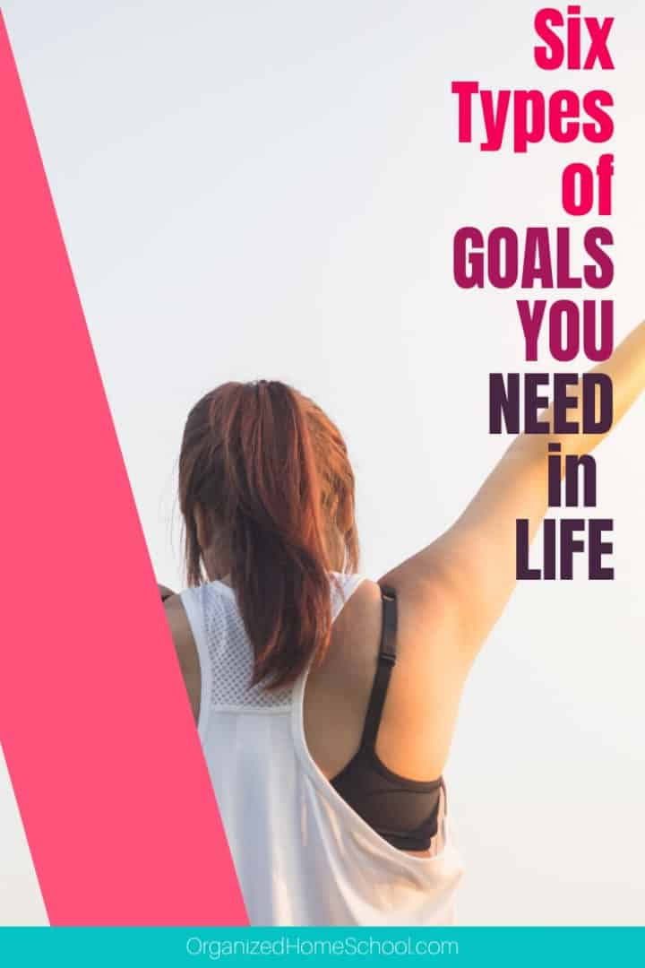 6 Types of Goals You Need in Life