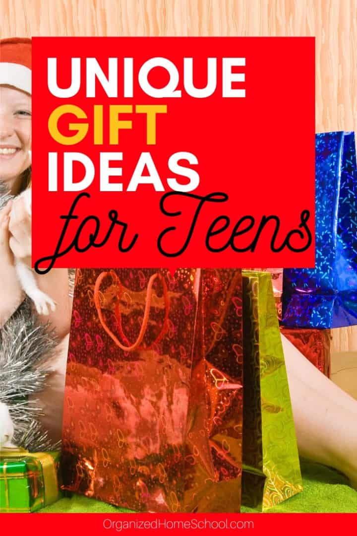 Unique Gifts for Teens