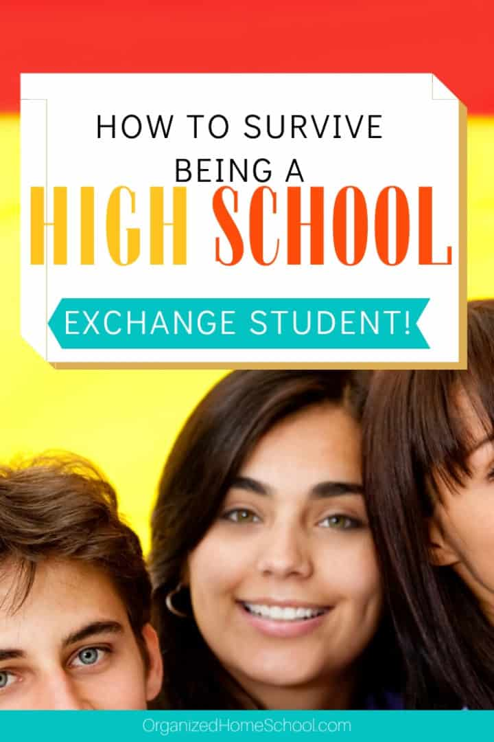 how to survive being a high school exchange student
