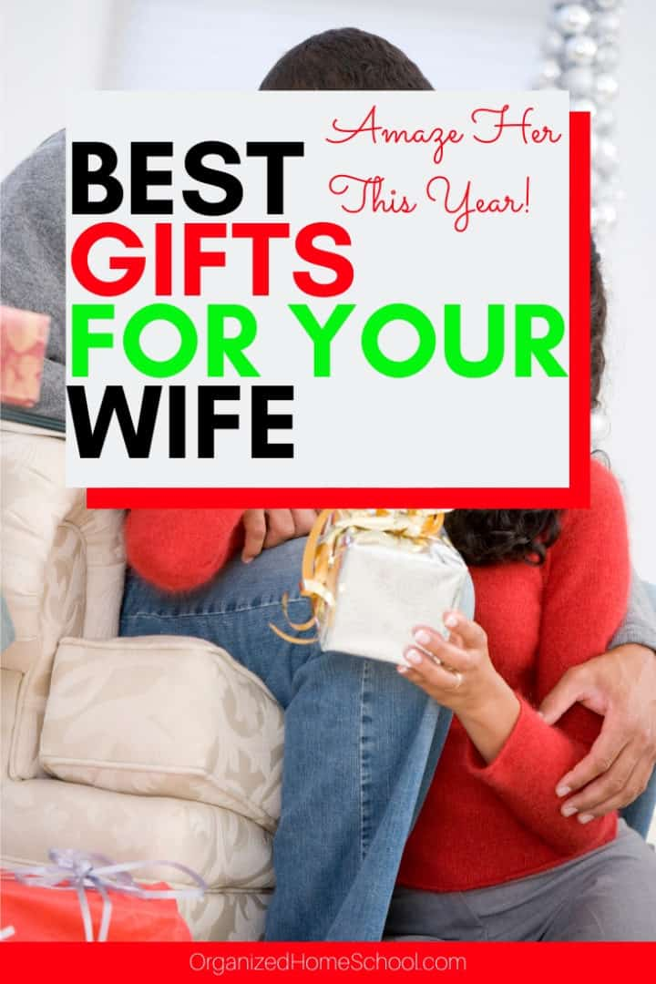 Best Gifts for Your Wife This Year - Amaze Her with Your Thoughtfulness