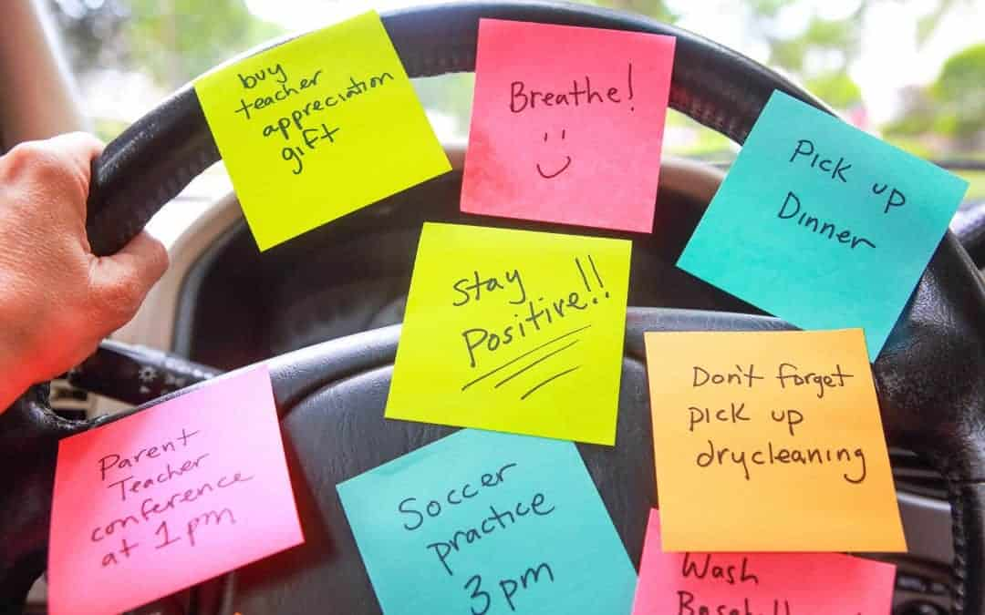 10 Time Management Strategies for the Overwhelmed Mom