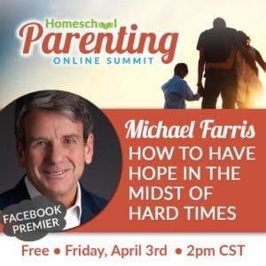 homeschool parenting summit